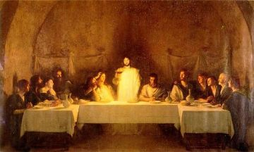Bouveret: Last Supper