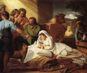 John Singleton Copely: The Nativity