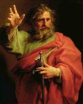 Pompeo Batoni: St. Paul