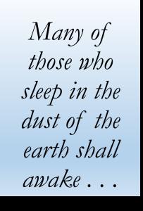 sleep in the dust