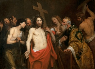 Gerard Seghers: Christ and the Penitents