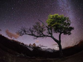 National Geographic: Night sky in Patagonia, Argentina