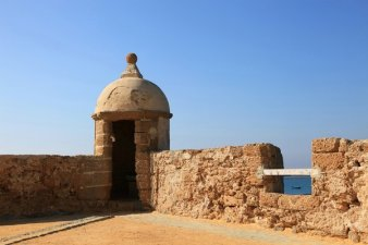 A Watch Tower in Cadiz, Spain