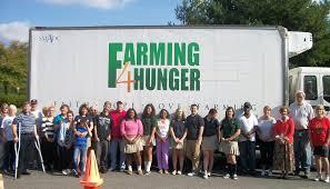 farming for hunger