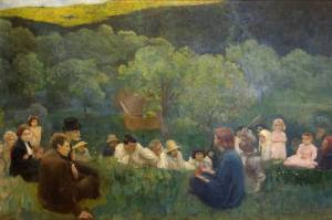 Ferenczy: The Sermon on the Mount