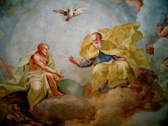 Luca Rossetti da Orta: Holy Trinity
