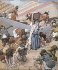Tissot: The Gathering of the Manna