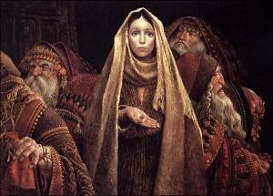 James C Christenen: The Widow's Mite