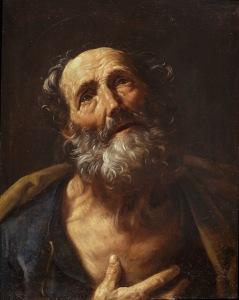 Guido Reni: St. Peter Penitent