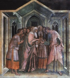 Bama da Siena: The Pact of Judas