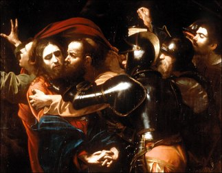Caravaggio: The Taking of Christ