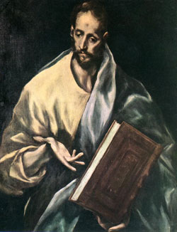 El Greco: James the Lesser