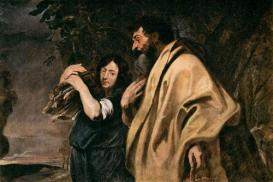 Van Dyck: Abraham and Isaac