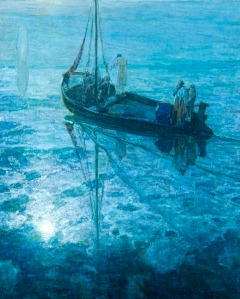Henry Ossawa Tanner: The Disciples See Christ Walking on the Water