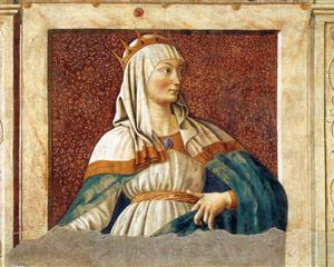 Andrea del Castagno: Queen Esther