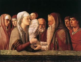 Anna Meets Christ Face to Face
