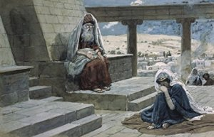 Tissot: The High Priest and Hannah