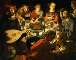 Jan Vermeyen: The Marriage Feast at Cana