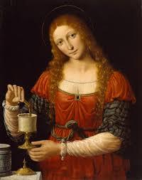 Andrea Solario or Bernardino Luini: Mary Magdalene