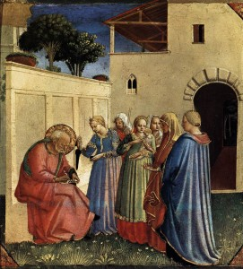 naming of john baptist