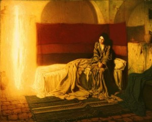Tanner: The Annunciation