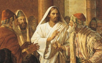 Accustomed to Confusion, Jesus Teaching