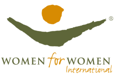 women for women logo