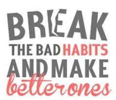 break-bad-habit
