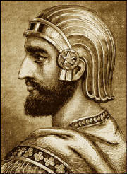 King Cyrus II, The Great