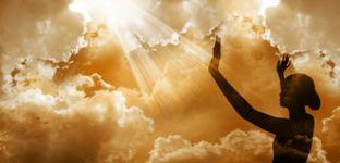 praising-god-silhouette-woman-alone-39089743
