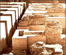 Ruins of the Hanging Gardens of Babylon