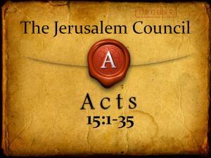 Jerusalem-Council