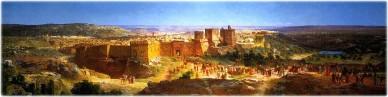 Jerusalem: Olivier Pichat