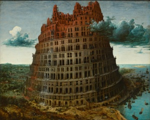 Pieter Bruegel the Elder: The Tower of Babel
