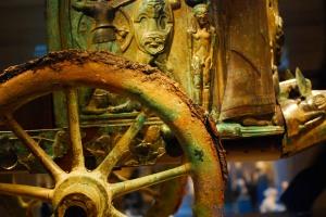 The Metropolitan Museum: Etsucan Chariot detail