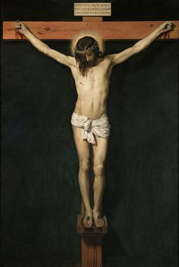 Diego Velázquez: Cristo Crucificado - Christ Crucified