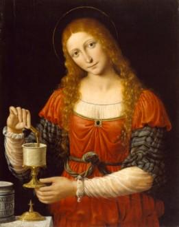 Andrea Solario and Bernardino Luini: Mary Magdalene