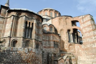 St. Saviour Church in Chora, Istanbul, Turkey