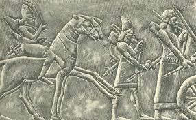 aramean-horsemen