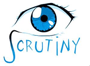scrutiny eye