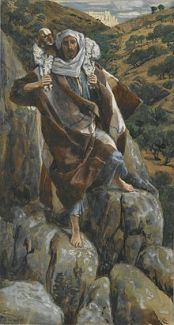 James Tissot: The Good Shepherd