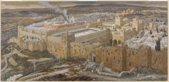 James Tissot: The Reconstruction of Jerusalem and the Temple of Herod