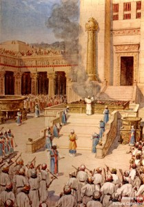 Dedication of the Temple