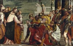 El Verones: Jesus and the Centurion