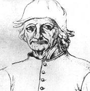 Portrait of Hieronymous Bosch (c. 1450-1516)