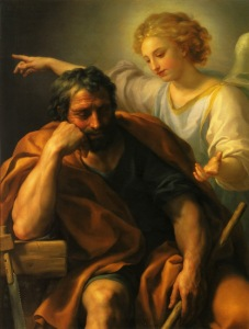 Anton Raphael Mengs: Dream of Saint Joseph