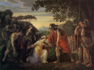 Joseph Schonmann: David and Abigail