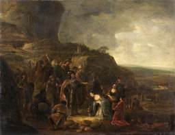 Jacob Willemsz de Wet the Elder: The Meeting of David and Abigail
