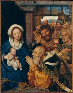 Quentin Metsys: The Adoration of the Magi