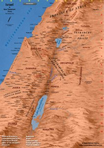 www.bible-history.comMap of Ancient Israel